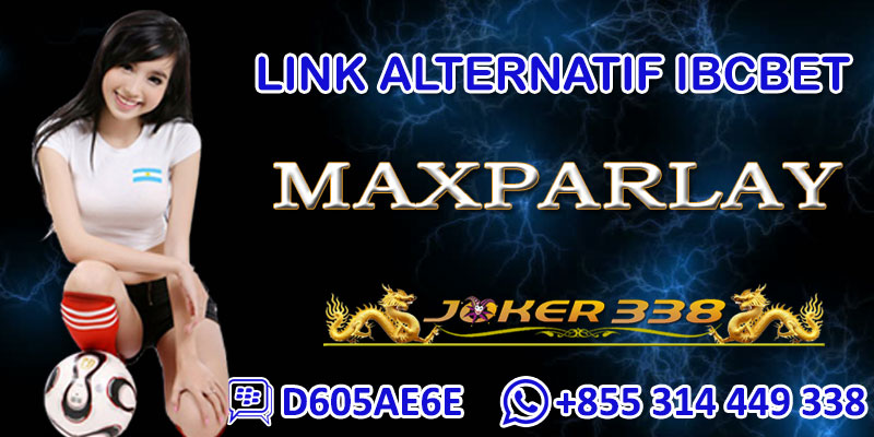 Link Alternatif Maxparlay