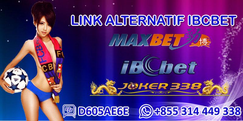 Link Alternatif IBCBET