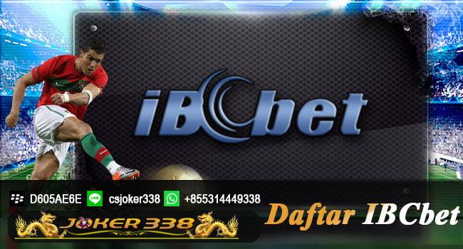 Daftar IBCbet